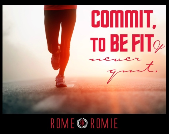 rome and romie, fitness giveaway