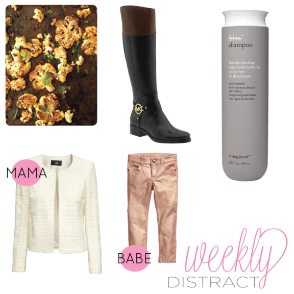 weekly distract, Michael Kors, H&M, kid fashion, baby fashion